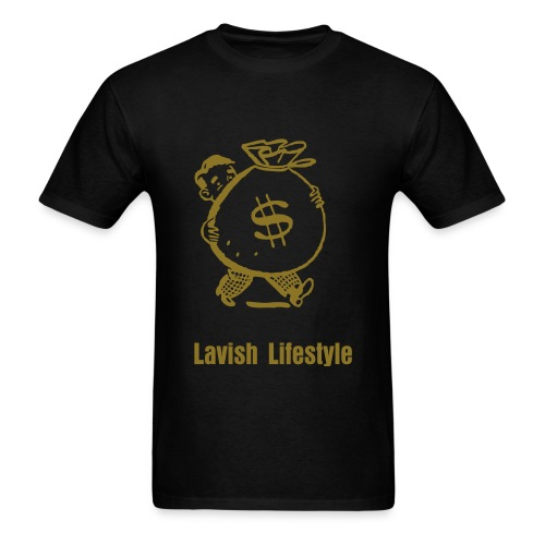 LLS money grabber - Men's T-Shirt