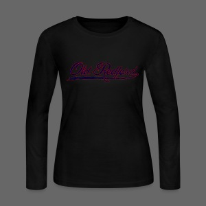 Old Redford - Women's Long Sleeve Jersey T-Shirt