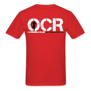 OCR - DirtyMindsRacing - Men's T-Shirt