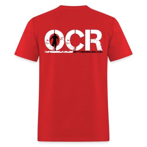 OCR - DirtyMindsRacing - Men's T-Shirt