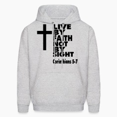 LIVE BY FAITH NOT BY SIGHT