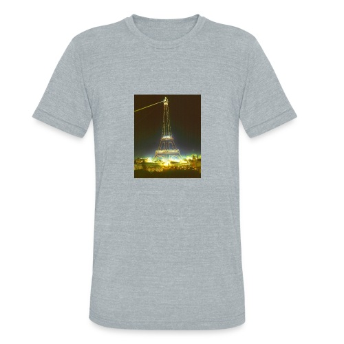 Vintage Tee - Unisex Tri-Blend T-Shirt