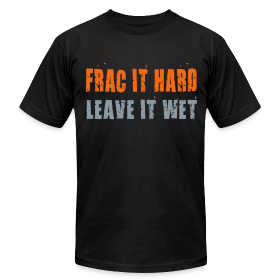 Frac it hard - T-shirt ~ 316