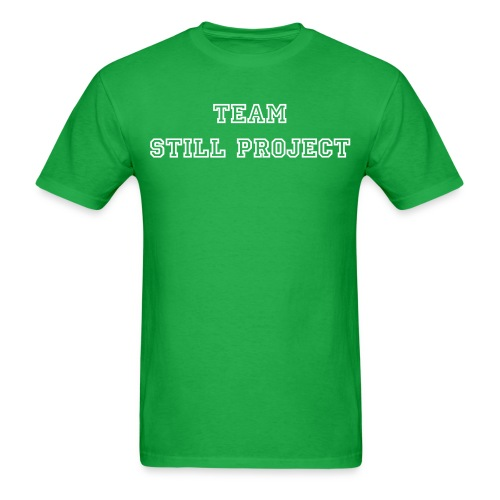 TEAM STILL PROJECT MEN #1 - Men's T-Shirt