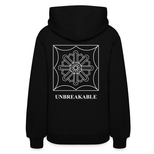KHJ Unbreakable - Women's Hoodie