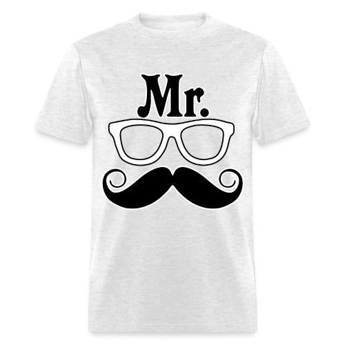 Mr. Nerd T-Shirt - Men's T-Shirt