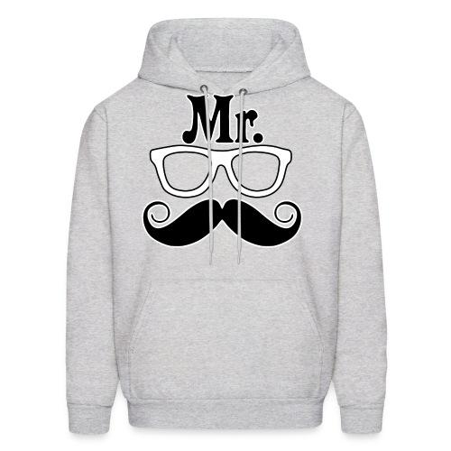 Mr.Nerd Hooded Sweatshirt - Men's Hoodie