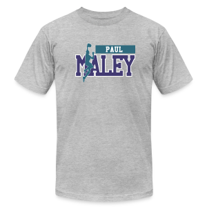 Paul Maley classic  - Men's T-Shirt by American Apparel
