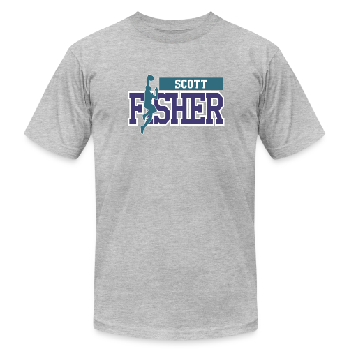Scott Fisher classic - Men's  Jersey T-Shirt