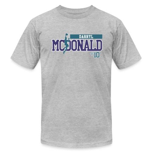 Darryl McDonald hashtag  - Men's  Jersey T-Shirt
