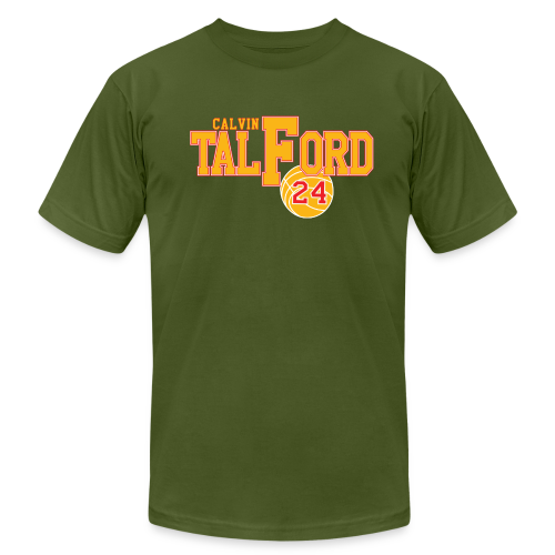 Calvin Talford ball - Men's Fine Jersey T-Shirt