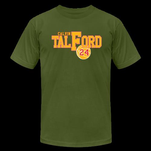 Calvin Talford ball - Men's  Jersey T-Shirt
