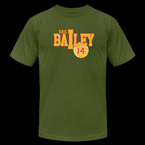Eric Bailey ball - Men's  Jersey T-Shirt