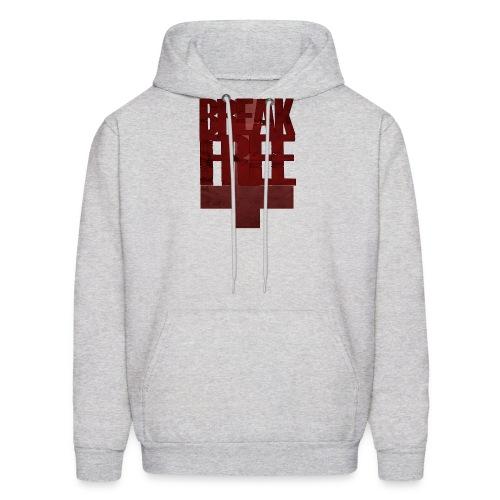 Break Free hoodie - ash - Men's Hoodie