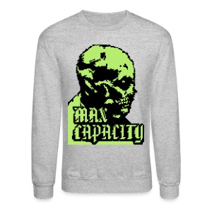 MAXCAPACITY - Crewneck Sweatshirt