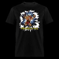 T-Shirts ~ Men's T-Shirt ~ Mini Minotaur (Dark Shirt Design)