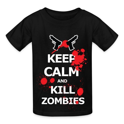 Keep Calm Tee - Kids' T-Shirt