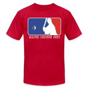 Major League Jedi - Men's T-Shirt by American Apparel