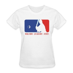 Major League Jedi - Women's T-Shirt