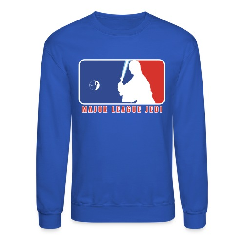 Major League Jedi - Crewneck Sweatshirt