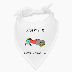 Agility Is - Communication Caps