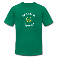 T-Shirts ~ Men's T-Shirt by American Apparel ~ Ayers Family Claddagh Tee for Men