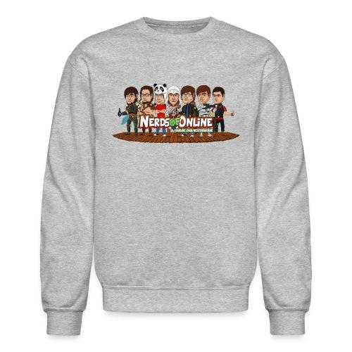 Nerds Of Online Sweater - Crewneck Sweatshirt
