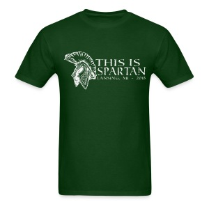 This is Sparta(N)! - Men's T-Shirt