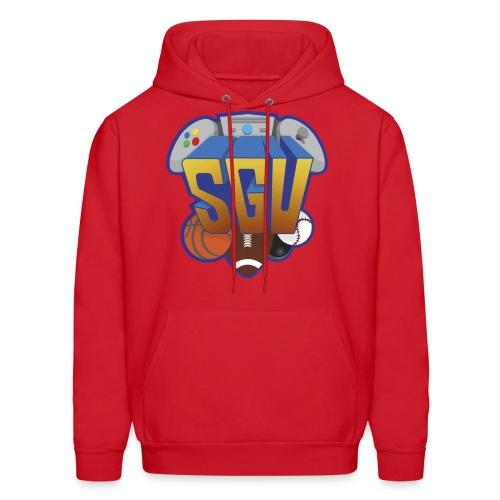 SGU New Logo Hoodie - Men's Hoodie