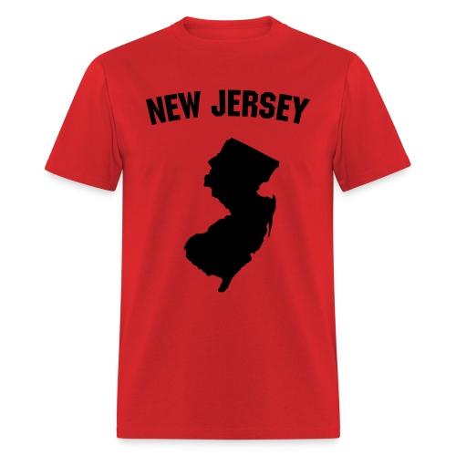 Jersey Jackass - Men's T-Shirt