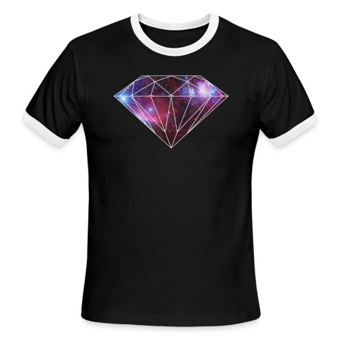 Diamond Back  - Men's Ringer T-Shirt
