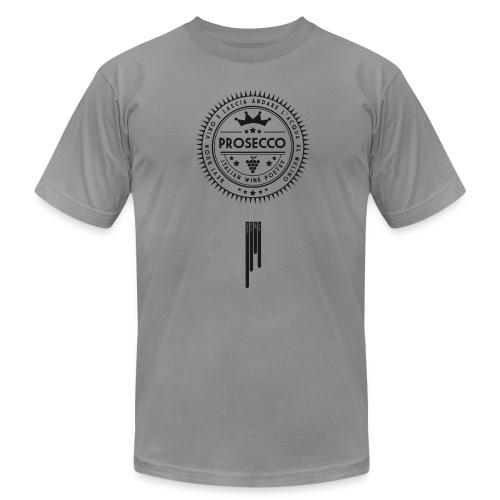 Italian Wine Poetry - PROSECCO - Men's Fine Jersey T-Shirt