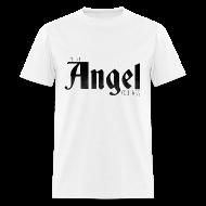 T-Shirts ~ Men's T-Shirt ~ Supernatural T-Shirts: Castiel
