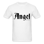 T-Shirts ~ Men's T-Shirt ~ Supernatural T-Shirts: Castiel
