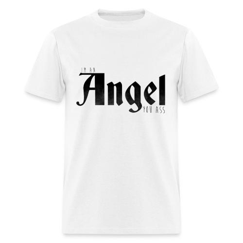 Supernatural T-Shirts: Castiel - Men's T-Shirt