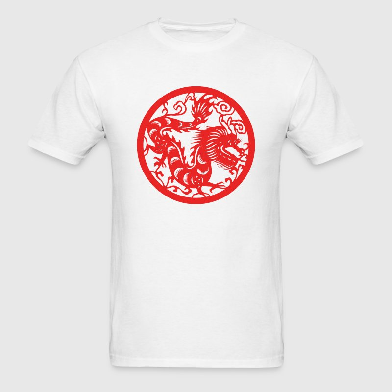 Chinese New Years - Zodiac - Year of the Dragon T-Shirts - Men's T-Shirt