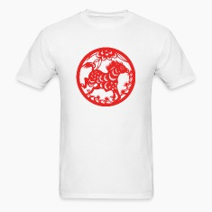 Chinese New Years - Zodiac - Year of the Horse T-Shirts