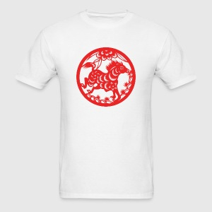 Chinese New Years - Zodiac - Year of the Horse T-Shirts - Men's T-Shirt