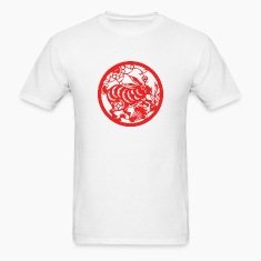 Chinese New Years - Zodiac - Year of the Rabbit T-Shirts