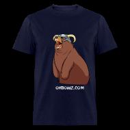 T-Shirts ~ Men's T-Shirt ~ Happy Dovahbear (budget)