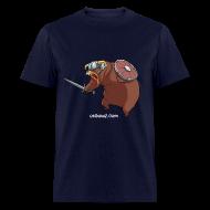 T-Shirts ~ Men's T-Shirt ~ Dovahbear Roar (budget)