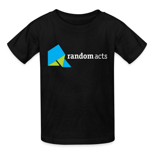 RA Kids' T-Shirt (light logo) - Kids' T-Shirt