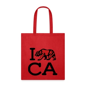 California Bear! - Tote Bag