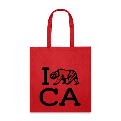 California Bear! - Tote Bag