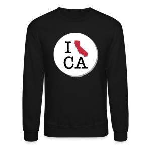 California MAP - Crewneck Sweatshirt
