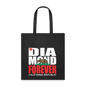 Diamound Forever California Republic - Tote Bag