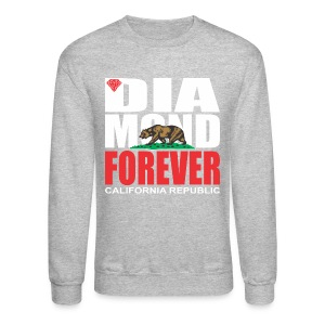 Diamound Forever California Republic - Crewneck Sweatshirt