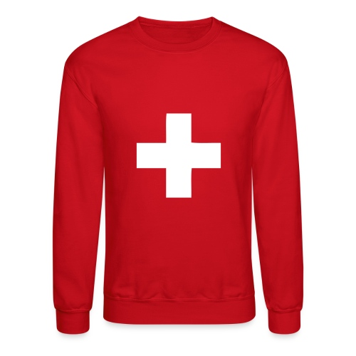 swiss - Crewneck Sweatshirt