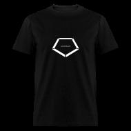 T-Shirts ~ Men's T-Shirt ~ Illuminati Pentagon