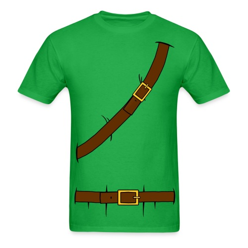 Link Cosplay Tunic Men's T-shirt - Men's T-Shirt